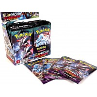 Pokemon Sun and Moon Guardians Rising Booster Pack